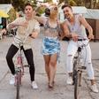 Ta teden na Instagramu: Borut Pahor v vodi, BQL na kolesu in brata Dragić v smehu