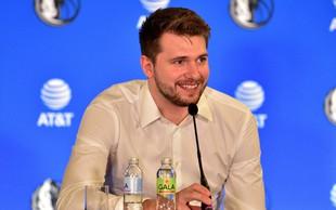 Poglejte si, kako razkošno zabavo je Luka Dončić priredil po podpisu nove pogobe, prišla je tudi Severina