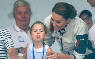 To so verjetno najlepše fotografije britanskih kraljevih otrok, kakšen očarljivec je mali Archie