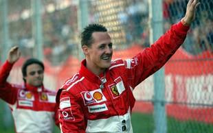 Žena Michaela Schumacherja povedala pravo resnico o njegovem zdravju in kako danes živi