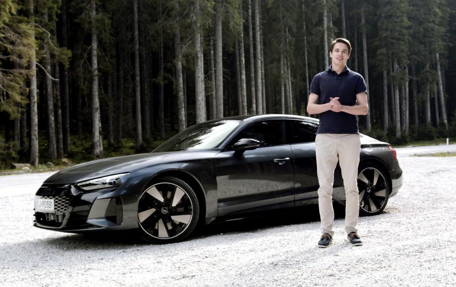 Pozor za vse ljubitelje avtomobilizma! Prihaja Avto Magazin TV! (foto: Nik Gradišnik)