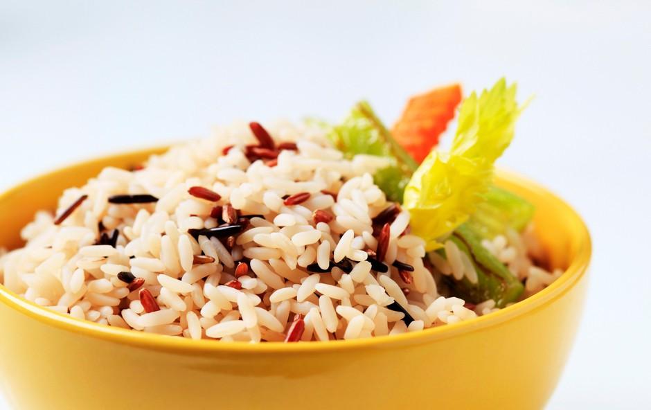 Neverjetno, a še kako resnično: RIŽ je pogosti krivec za ZASTRUPITEV s hrano, zato bodite pazljivi! (foto: Profimedia)
