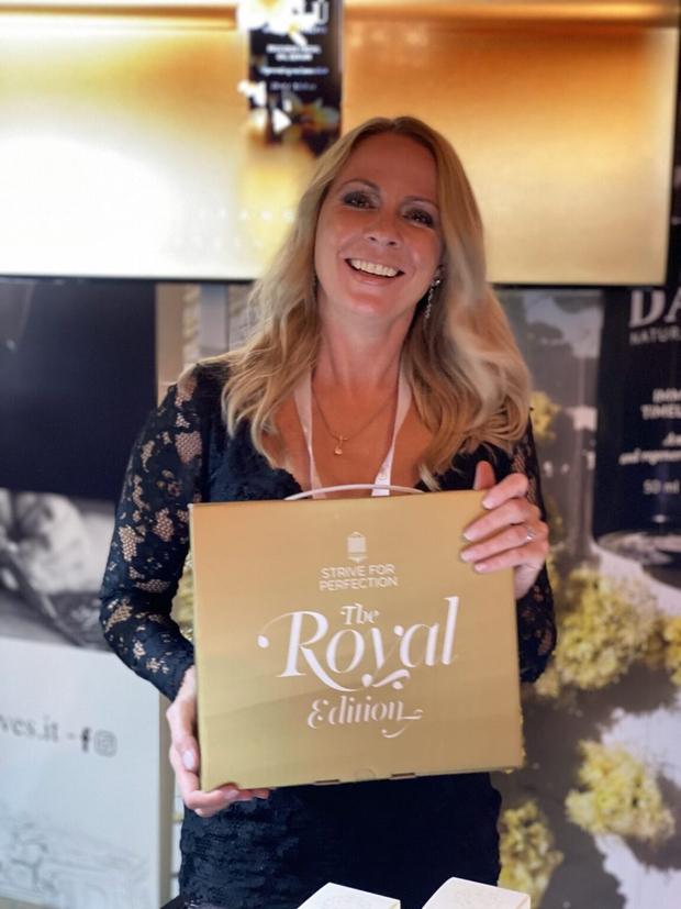 Kozmetika Dalú v Londonu izbrana kot mlada, napredna in trajnostno usmerjena blagovna znamka (foto: Dalu)